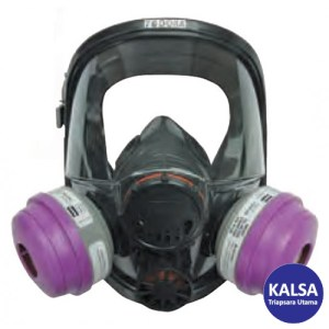 Respirator 760008A Honeywell North 7600 Series Full Facepiece Reusable
