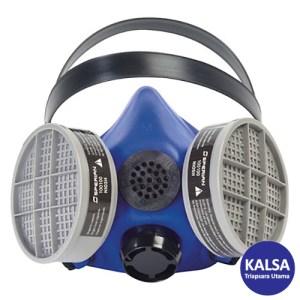 Respirator B220010 Honeywell RUU850 Series Half Mask Reusable