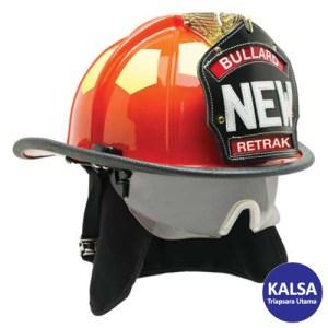Bullard ReTrak Series Fire Helmet