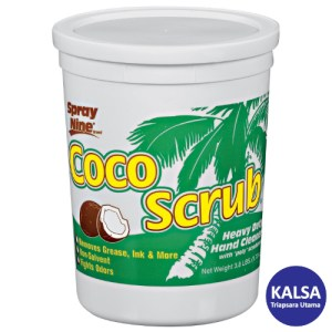 Permatex 14104 Spray Nine Coco Scrub Heavy Duty Hand Cleaner