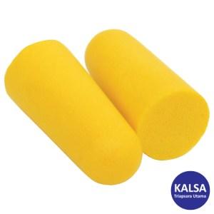 Tuffsafe TFF-958-1600K Yellow PU Disposable Ear Plug