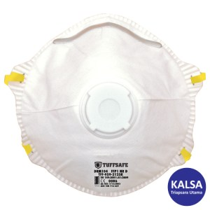 Tuffsafe TFF-959-2125K Valved Mask Particulate Respirator