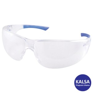 Tuffsafe TFF-960-1140K Pacific Clear Lens Blue Safety Glass