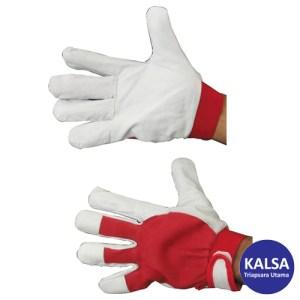 Tuffsafe TFF-961-4801B Size 8 Goat Skin Nappa Glove