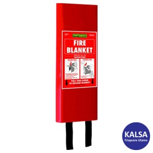Tuffsafe TFF-994-3040K Size 1.8 x 1.8 m Fire Blanket