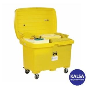 """SpillTech SPKHZ-CART5 HazMat with 5"""" Wheels Spill Cart Kit"""
