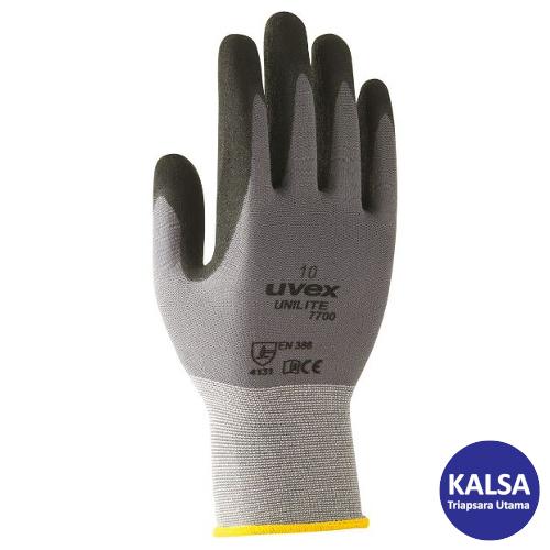 Uvex 60585 Unilite 7700 Mechanical Risks Glove