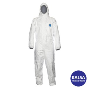 Dupont TD CHF5 S WH 00 Tyvek 400 Dual Coverall