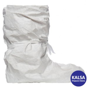 Dupont TY POBA S WH 00 Tyvek 500 Boot Cover with Antislip