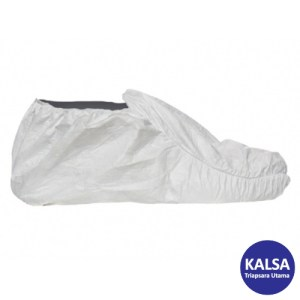 Dupont TY POSA S WH 00 Tyvek 500 Shoe Cover with Antislip