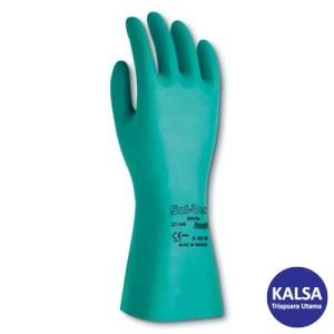 Ansell Sol-Vex II 37-676 Nitrile Glove