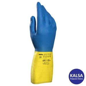 Chemical Glove ALTO 405 Mapa Professional Hand Protection