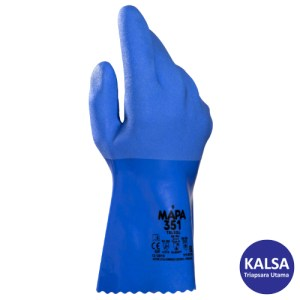 Chemical Glove TELSOL 351 Mapa Professional Hand Protection