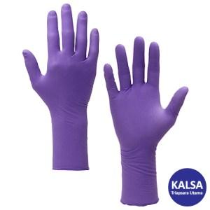 Kimtech 97612 Size M Purple Nitrile Xtra Ambidextrous Glove