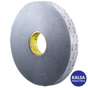 3M 5962 VHB Black Size 1.6 mm Modified Acrylic Tape