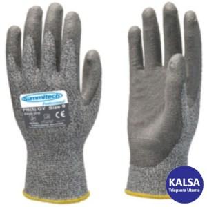 Summitech Professional PI6(5) GY Cut Resistance Glove