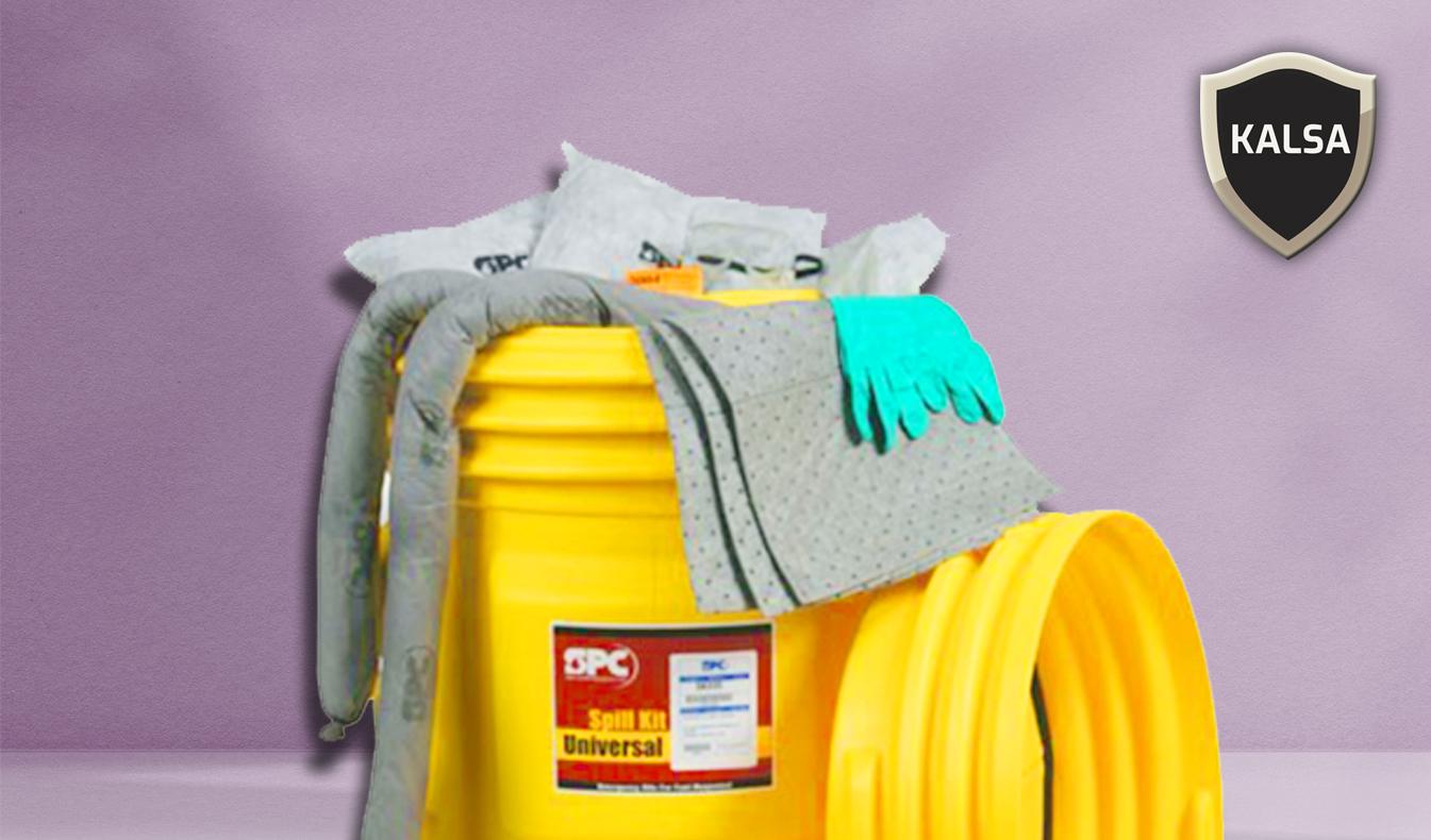 Spill Kit Fungsi, Jenis dan Kapasitas