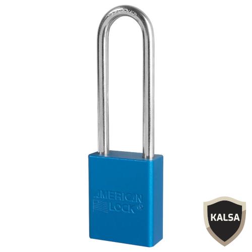 Distributor American Lock A1167BLU Safety Lockout Padlock, Jual American Lock A1167BLU Safety Lockout Padlock, Harga American Lock A1167BLU Safety Lockout Padlock