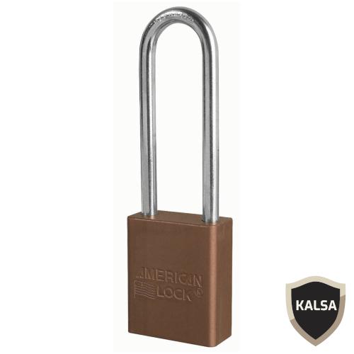 Distributor American Lock A1167BRN Safety Lockout Padlock, Jual American Lock A1167BRN Safety Lockout Padlock, Harga American Lock A1167BRN Safety Lockout Padlock