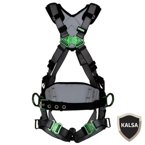 Distributor MSA 10195133 V-FIT Construction Body Harness, MSA 10195133 V-FIT Construction Body Harness, Jual MSA 10195133 V-FIT Construction Body Harness