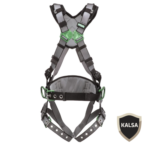 Distributor MSA 10195149 V-FIT Construction Body Harness, MSA 10195149 V-FIT Construction Body Harness, Jual MSA 10195149 V-FIT Construction Body Harness