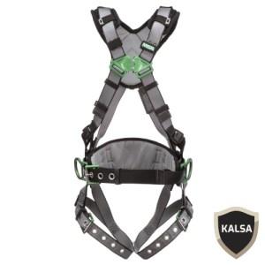 MSA 10195149 V-FIT Construction Body Harness