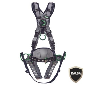 MSA 10195207 V-FIT Specialty Body Harness