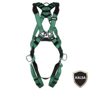 MSA 10197200 V-FORM Standard Body Harness