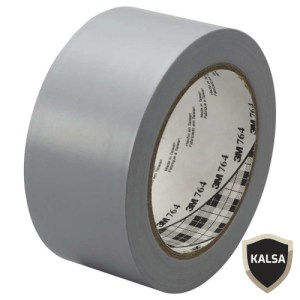 General Purpose Vinyl Tape 3M 764 Gray