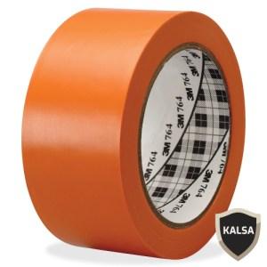 General Purpose Vinyl Tape 3M 764 Orange
