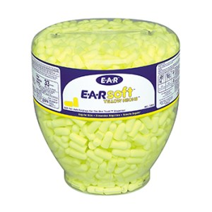 3M 390-1000 Disposable Ear Plug Classic Value Hearing Protection