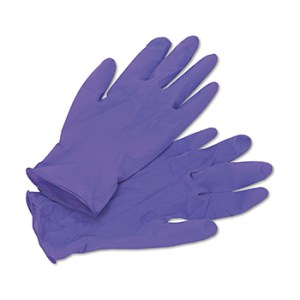 Kimberly Clark 5060101 Size S KC Purple Nitrile Extra Exam Gloves