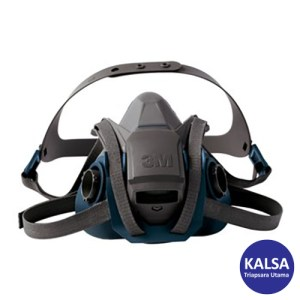3M 6501 QL SIze S Rudgged Comfort Reusable Respiratory Protection