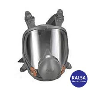 Respirator 6900 3M Size L Full Face Reusable Respiratory Protection