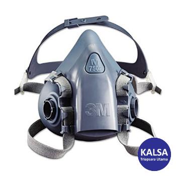 Distributor 3M 7502 Size M Half Face Reusable Respiratory Protection, Jual 3M 7502 Size M Half Face Reusable Respiratory Protection