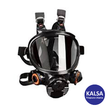 Distributor 3M 7800 S-M Full Face Reusable Respiratory Protection, Jual 3M 7800 S-M Full Face Reusable Respiratory Protection