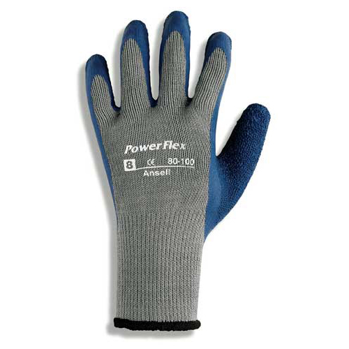 Distributor Ansell 80-100 PowerFlex Heavy Multi Purpose Glove, Jual Ansell 80-100 PowerFlex Heavy Multi Purpose Glove
