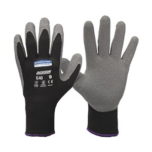 Kimberly Clark 97272 G40 Size L Jackson Safety Latex Coated Gloves