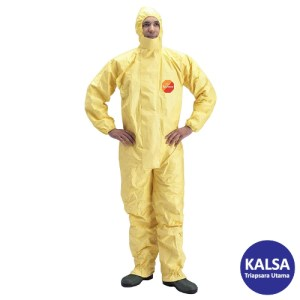 Dupont CHZ5 Tychem C2 Coverall