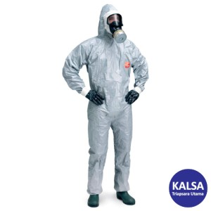 Dupont CHZ5 Tychem F2 Coverall