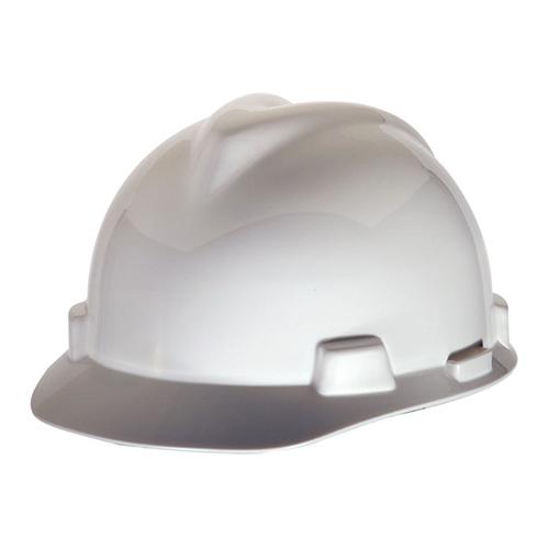 MSA Fastrack V-Gard Caps White