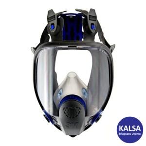 Respirator FF-401 3M Size S Full Face Reusable Respiratory Protection