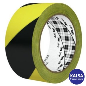 Hazard Marking Tape Black Yellow 766 Stripe