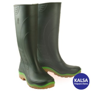 AP Boots AP 2006 Green Safety Shoes