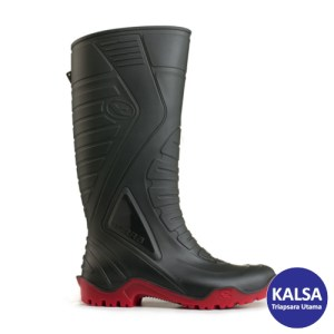 AP Boots AP Terra 3 Green Red Safety Shoes