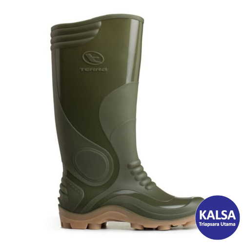 Distributor AP Boots AP Terra 2 Green Safety Shoes