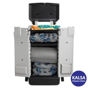 Brady SKA-K2 Universal Allwik Mobile Spill Kit Kaddie