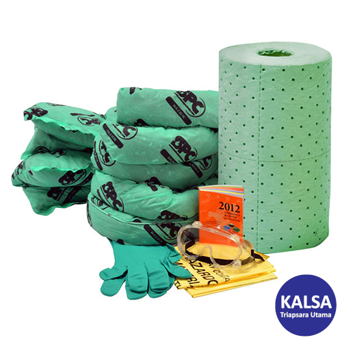 distributor brady spill kit SKH-K2R
