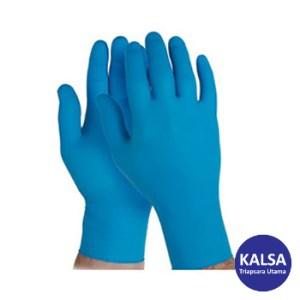 Kimberly Clark 90098 G10 Size L Kleenguard Artic Blue Nitrile Glove