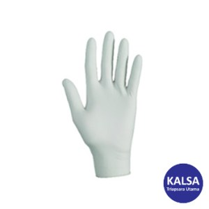 Kimberly Clark 97822 G10 Size M Kleenguard Grey Nitrile Glove